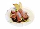 煙燻鴨胸沙拉<br> Smoked duck breast salad